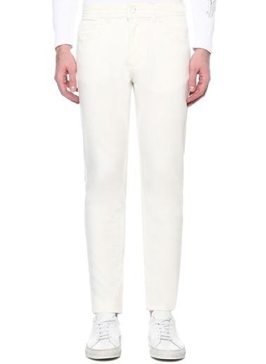 Academia Jean Pantolon Beyaz